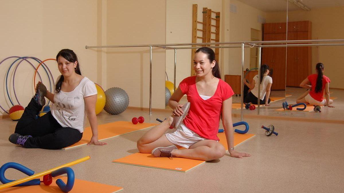 Упражнения лечебной физкультуры для детей фото