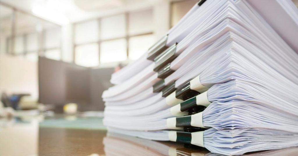 В Госдуму внесен законопроект об электронном документообороте
